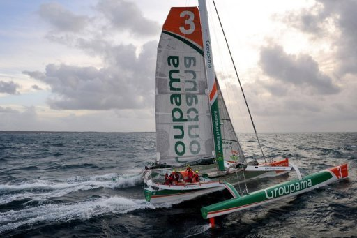 Groupama - AFP/Fred Tanneau
